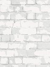 Galerie Brick Wall Wallpaper