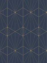 Galerie Deco Geometric Wallpaper