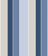 Galerie G56323 Tempo Wallpaper, Navy