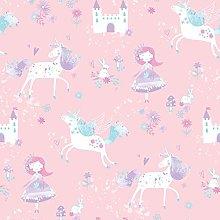 Galerie G56523 Just 4 Kids 2 Wallpaper, Pink