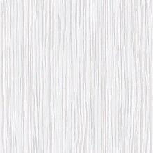 Galerie G67453 Natural FX Wallpaper Roll, White