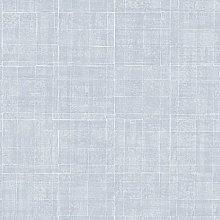 Galerie G67458 Natural FX Wallpaper Roll, Blue