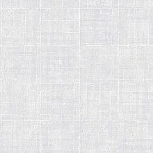 Galerie G67459 Natural FX Wallpaper Roll, White