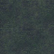 Galerie G67505 Natural FX Wallpaper Roll, Green
