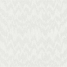 Galerie Glitter Chevron Wallpaper
