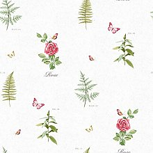 Galerie S45208 Wallpaper, Red