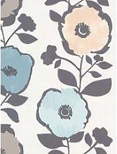 Galerie Skandi Floral Wallpaper