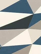 Galerie Triangle Geometric Wallpaper, 51183601