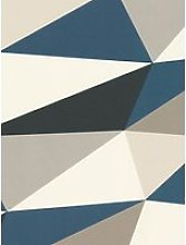 Galerie Triangle Geometric Wallpaper, 51183601