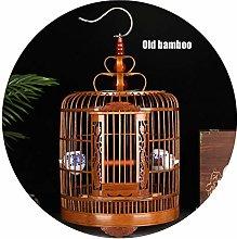 Gali Vintage Bamboo Birdcages, Chinese Style Bird