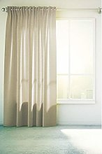Galileo Casa 2191433 Linen Curtain, Polyester,