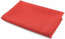 Galileo Casa Solid Stain-Resistant Tablecloth,