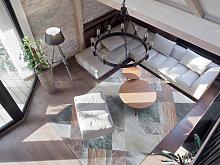 Galleria 63484 3747 Rectangle Modern Rug