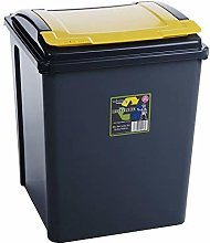 Galleries Wham 25/50 Litre Plastic Waste Bin with
