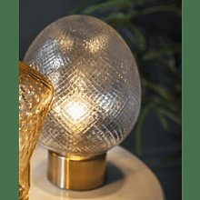 Gallery Direct - Gold Horst Table Lamp