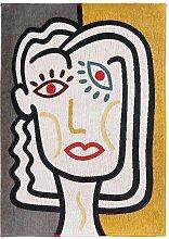 Gallery Dora 9143 Dorado Rug 100 x 140cm