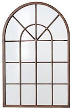 Gallery Kelford Bronze Window Mirror