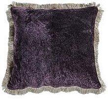 Gallery Mottled Velvet Cushion