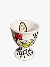 Gallery Thea Personalised Chicken Egg Cup