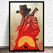 Game Canvas Poster Wall Art Print Painting