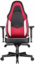 Game Chair Leather Racing Supervisor Computer Desk