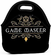 Game Master Gm Tabletop Nerdy and Geeky RPG Work