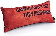 Game Over Gamers Don't Die, They Respawn!