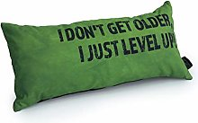 Game Over   Gaming Cushion   Foam Crumb Filled  