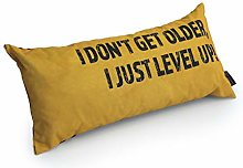 Game Over | Gaming Cushion | Foam Crumb Filled |