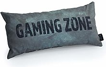 Game Over Gaming Zone Slogan | Gaming Cushion |