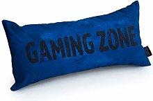 Game Over Gaming Zone Slogan | Gaming Cushion |