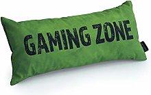 Game Over Gaming Zone Slogan   Gaming Cushion  