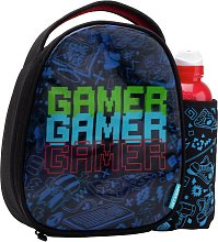 Gamer Lenticular Lunch Bag & Bottle - 500ml