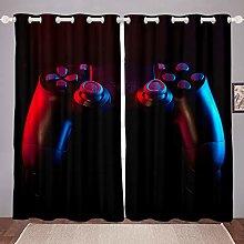 Games Curtain Boys Teens Gamer Video Game Gamepad