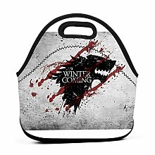 Games of Thrones Work Picnic School Insulated