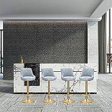 Gaming Chair, Barstools Contemporary Velvet