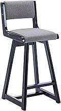 Gaming Chair, Barstools Linen Fabric Barstools Bar