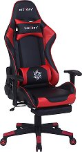 Gaming Chair Black and Red VICTORY