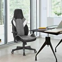 Gaming Chair leatherette rocker function 135