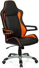 Gaming Chair Office Chair RACER PRO false Leather,