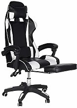 Gaming Chair,Racing Chair PU Leather Office Swivel