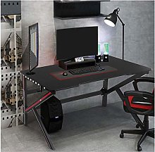 Gaming Desk 47.2 inch PC Computer Desk, Home