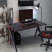Gaming Desk, Awssya 47.2 Inch Gaming Desk,