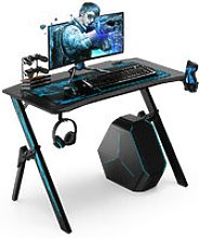 Gaming Desk Computer Table with Cup Holder