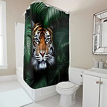 Gamoii Tropical Rainforest Plant Tiger Shower