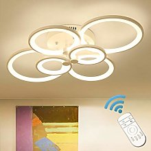 Ganeed LED Ceiling Light Fixture with Remote