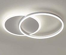 Ganeed LED Ceiling Light,Modern Flush Mount