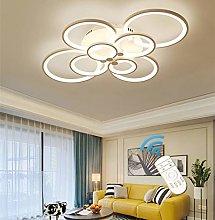 Ganeed Modern LED Flush Mount Lighting
