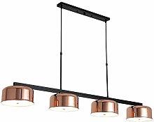 Ganeep LED Modern Rotating Luxury Chandeliers