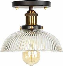 Ganeep Loft Retro Ceiling Light - Industrial Decor